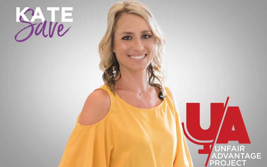 Episode 10: Lessons from Shark Tank, and 1500% growth in under 12 months with Kate Save