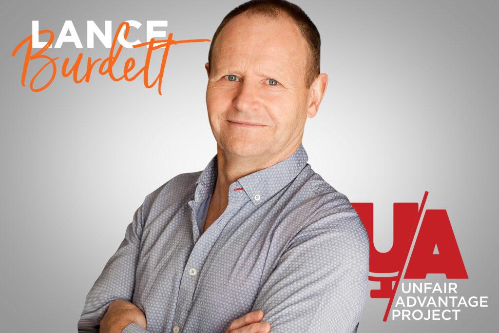 Lance Burdett