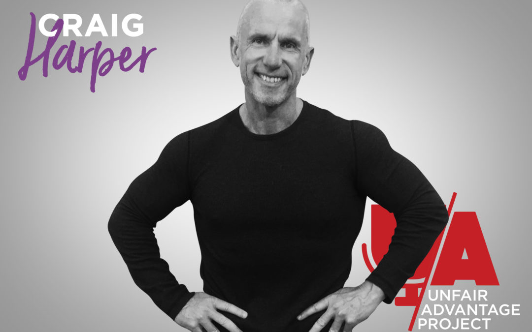 Episode 1: Pull Your Finger Out with Craig Harper