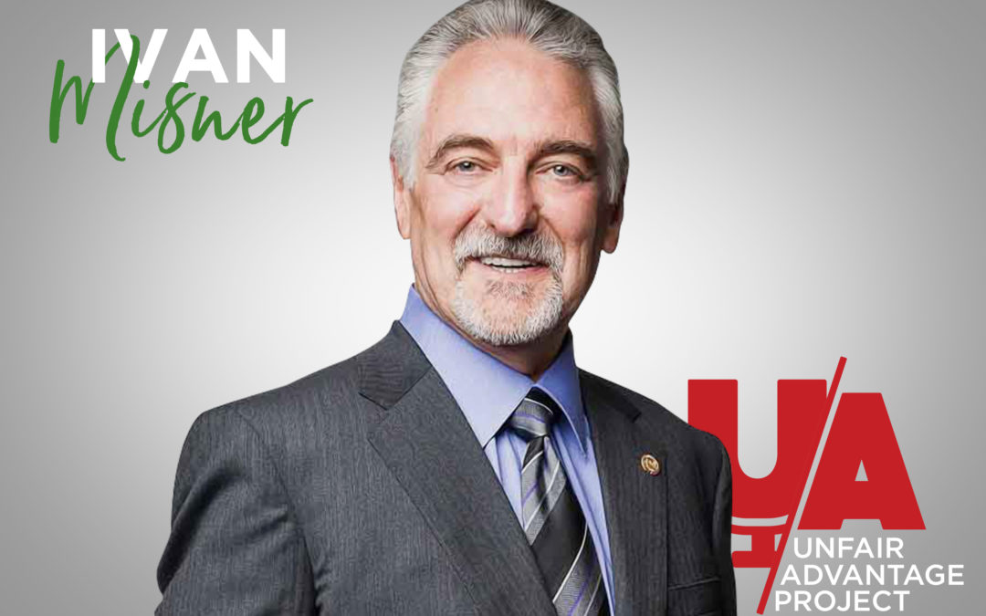 Episode 14: 240,000 members and growing. It's not a cult, it's a culture! with Ivan Misner