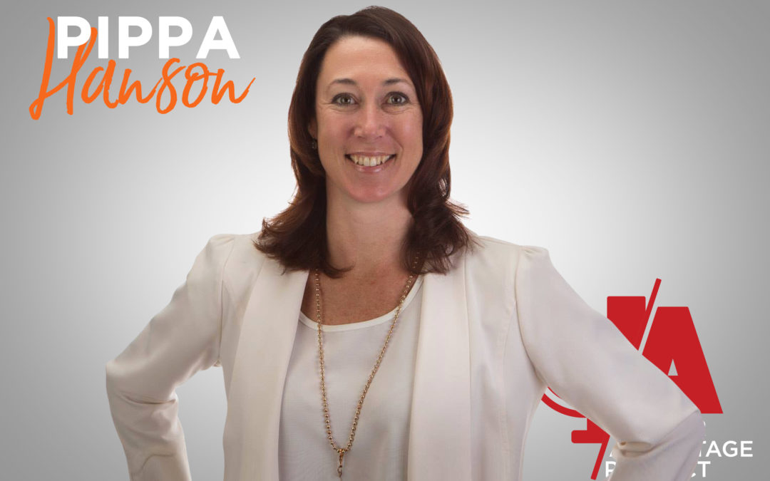 Episode 19: The police perspective in business with Pippa Hanson