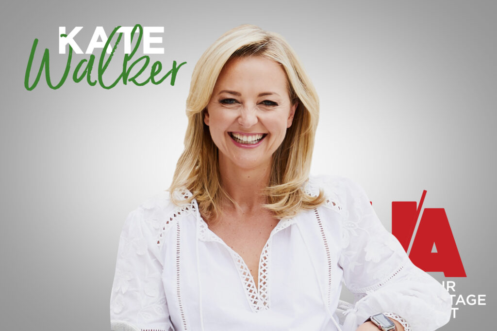 Employ your weaknesses with Kate Walker