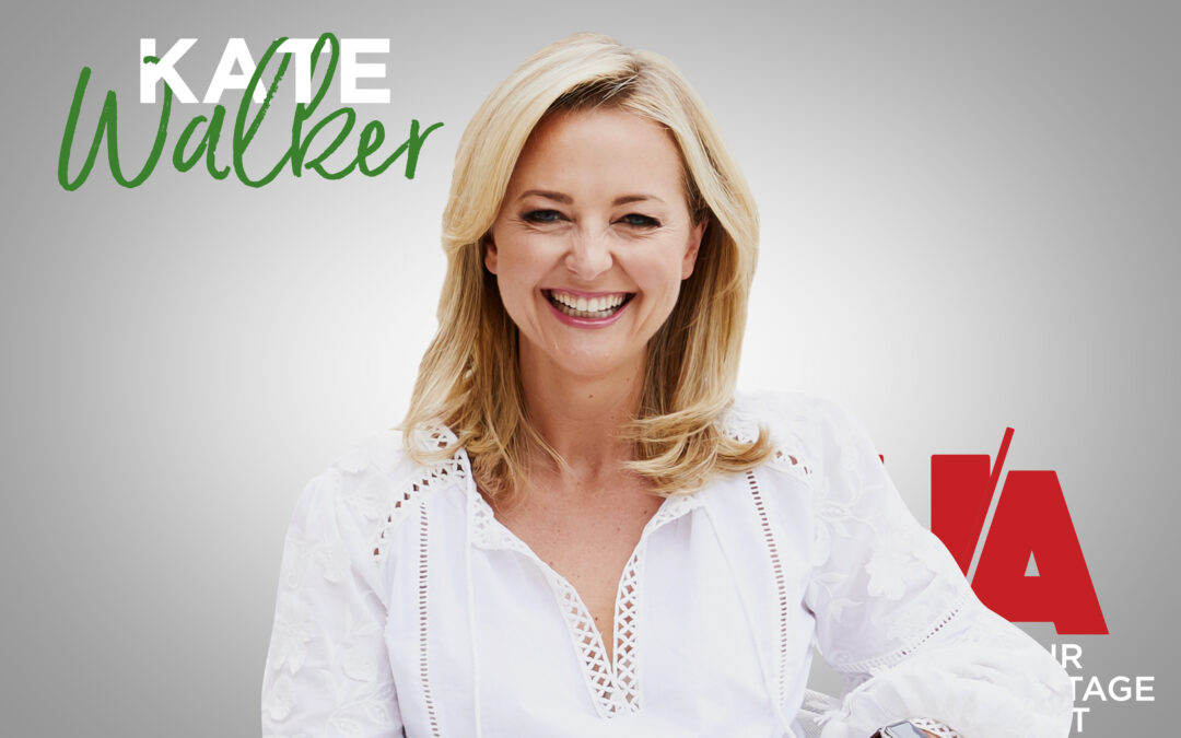 Episode 28: Employ your weaknesses with Kate Walker