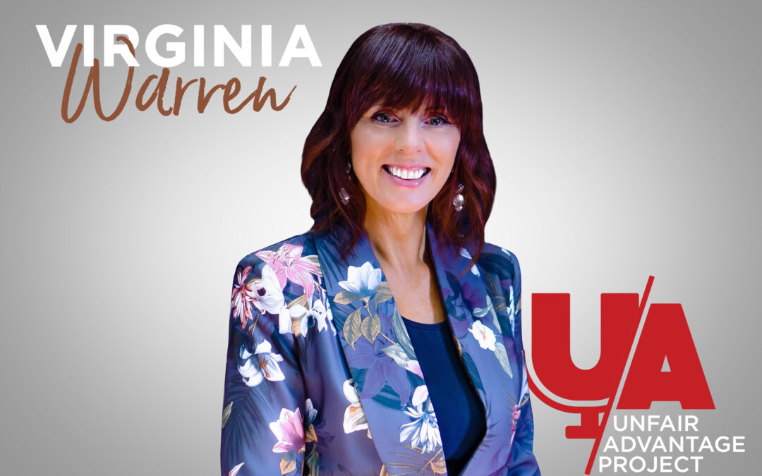 Episode 29: Finding gold in your conflict with Virginia Warren