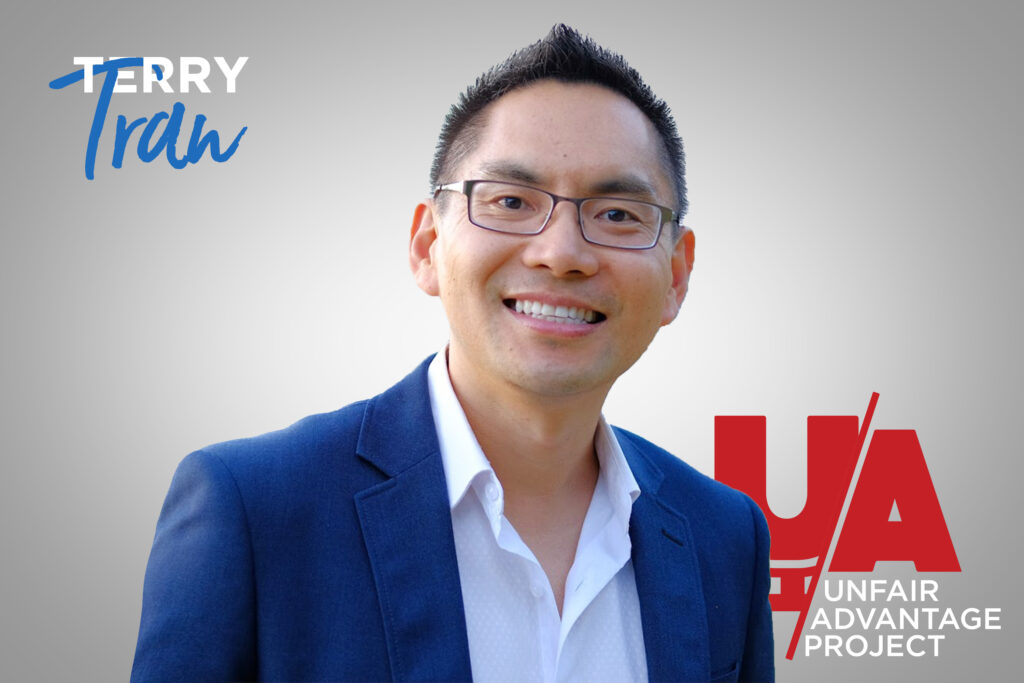 Episode 32 - The Freedom Trader with Terry Tran